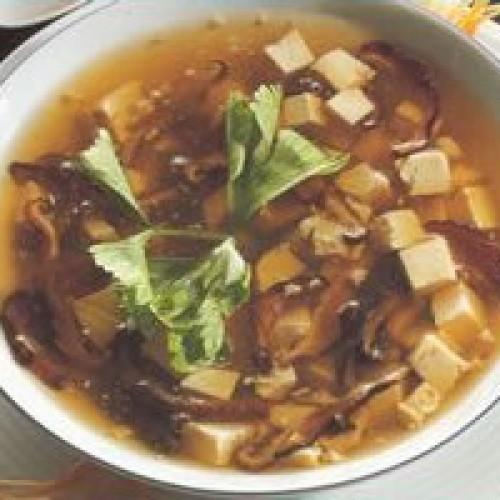 ซุปผักฤดูร้อน