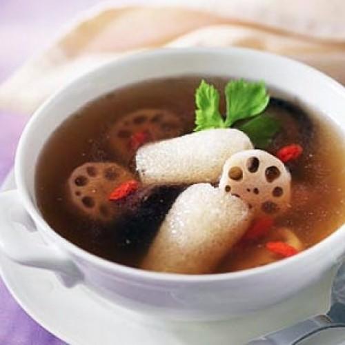 ซุปรากบัวเจ