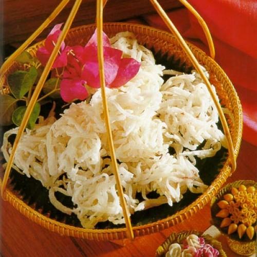 วิธีทำ มะพร้าวแก้ว เมนูขนมอร่อยๆ ขนมไทยๆ