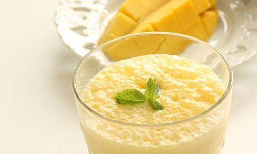 วิธีทำ สมูทตี้ปั่นมะม่วง เมนูดับร้อน แสนอร่อย มีประโยชน์