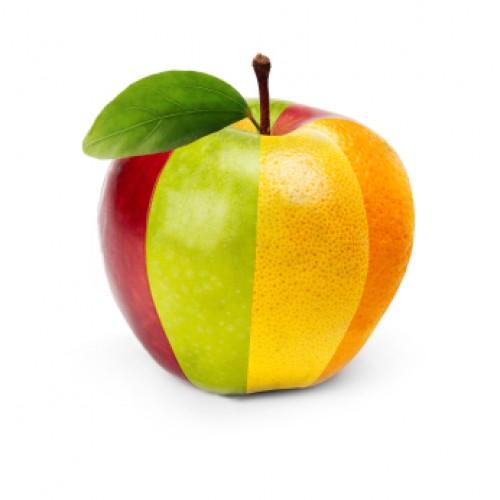 แอปเปิล แต่ละสีมีประโยชน์อย่างไรบ้างนะ?