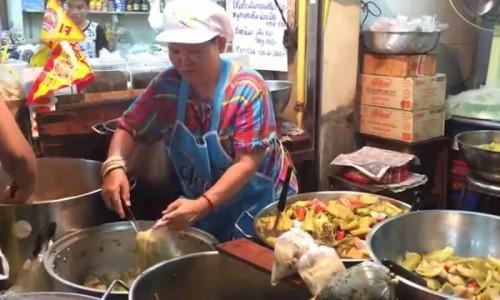 ร้านอาหารเจแสนอร่อย ร้านก๊ำหลง กรุงเทพ