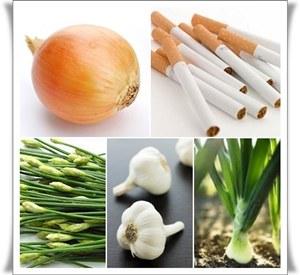 งดกินผักกลิ่นแรงๆ 5 ชนิด