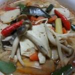 อาหารเจ-เมนูอาหารเจ-ต้มข่ารวมมิตรเห็ดสูตรเจ-สูตรอาหารเจ-เทศกาลกินเจ-กินเจ-300x225