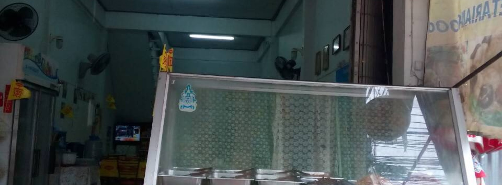 ร้านอาหารเจ อุดรอุดรธานี ร้านอาหารเจ หมีเล่อฝอ ตรงข้ามโรงเรียนอุดรวิทยา(รร.จีน)